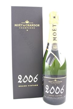 Picture of Moet & Chandon Grand Vintage 2006 (Gift Box)