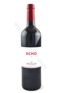Picture of Echo De Lynch Bages Pauillac 2011
