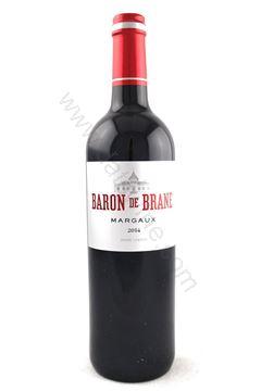 Picture of Baron de Brane Margaux 2014 (2nd Brane Cantenac)