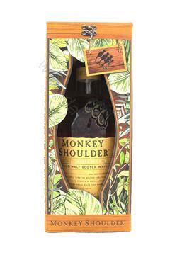 圖片 Monkey Shoulder Blended Malt Scotch Whisky (禮盒)