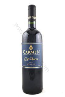 Picture of Carmen Gran Reserva Merlot 2018