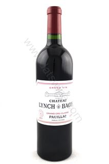 Picture of Lynch Bages Pauillac 2017 (5th Growth)