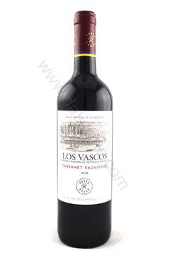 Picture of Los Vascos Cabernet Sauvignon (Lafite) 2018