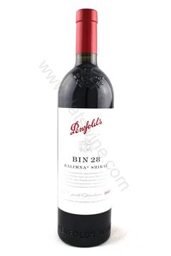 Picture of Penfolds Bin 28 Shiraz (木塞) 2017