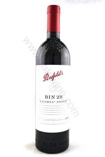 Picture of Penfolds Bin 28 Shiraz (木塞) 2018