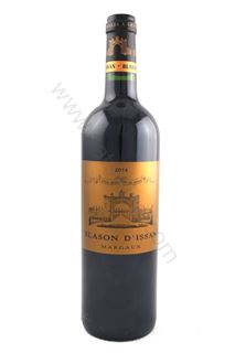 Picture of Blason D'Issan Margaux 2014 (2nd D'Issan)