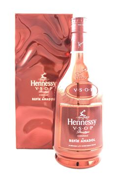 Picture of Hennessy 軒尼斯 VSOP 2021 Limited Edition by Refik Anadol (70cl)