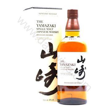 圖片 山崎Yamazaki Single Malt Whisky Distiller's Res
